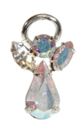 Guardian Angel Pin Crystal