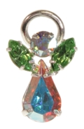 Guardian Angel Pin Peridot