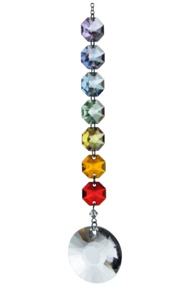 Crystal Radiance - Rainbow 33mm Sun