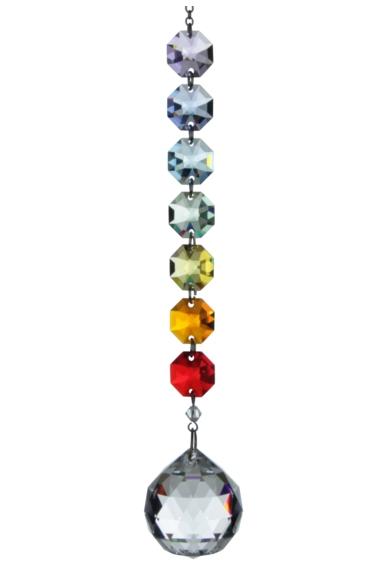 Crystal Radiance - Rainbow 30mm Ball
