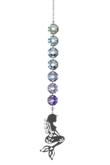 Crystal Radiance - Pastel Mermaid