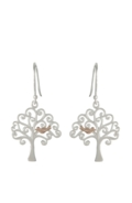 Sterling Silver Earrings - Tree of Life