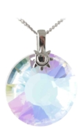 Sun Necklace Aurora Borealis