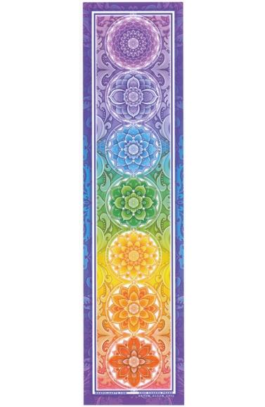 Mandala Art Banner Stickers Chakra