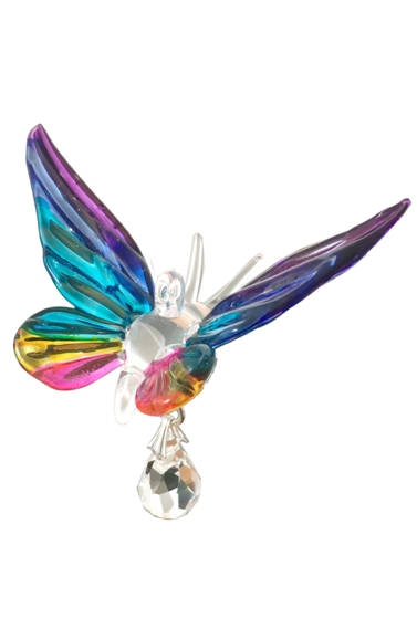 Fantasy Glass Butterfly Tropical