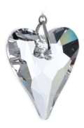 Rainbow Maker Wild Heart 27mm Crystal