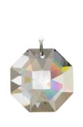 Rainbow Maker Octagon 30mm Crystal