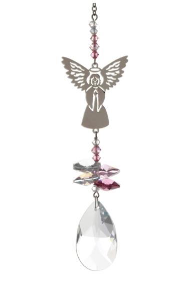 Crystal Fantasies Angel - Pink