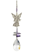 Crystal Fantasies Angel in Robes Purple