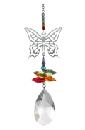 Crystal Fantasies Butterfly - Rainbow