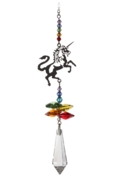 Crystal Fantasies Unicorn - Rainbow