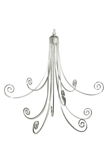 Hanging Display Silver
