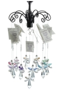 12cm Hanging Display Black
