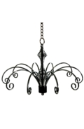 16cm Hanging Display Black