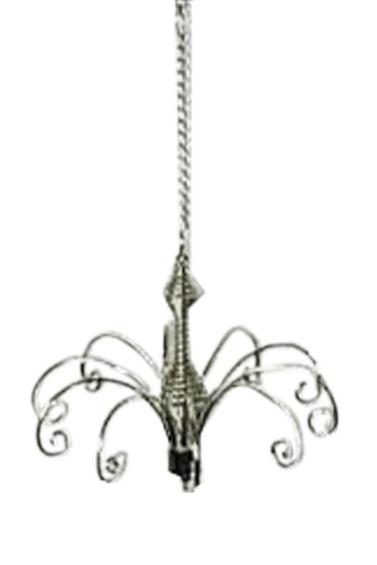 16cm Hanging Display Silver