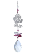 Crystal Fantasies Rose - Deep Rose