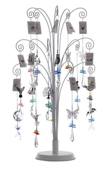 Crystal Fantasy Garden Starter Pack - 45 assorted with D2A