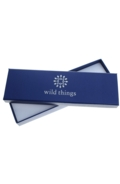 Presentation Box. Blue Long (21x6.5x3.1cm)