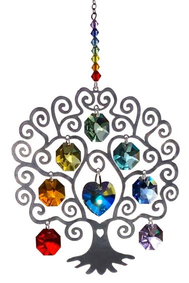 Pure Radiance Large Tree of Life - Chakra