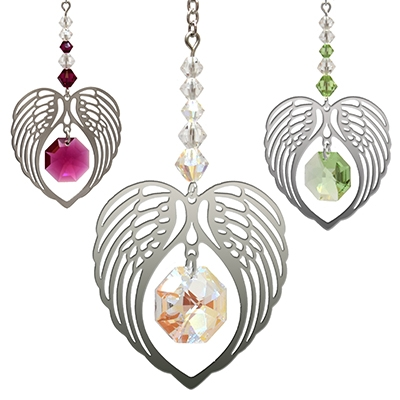 Angel Wing Hearts