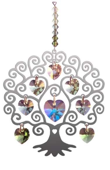 Pure Radiance Small Tree of Life - Spring