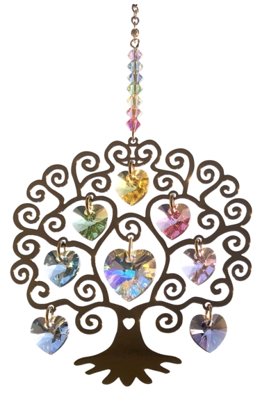 Pure Radiance Small Tree of Life - Summer