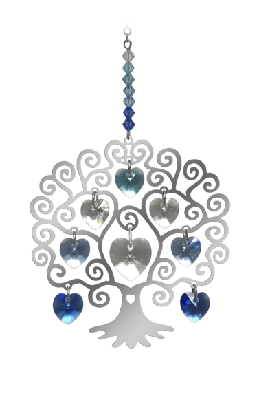 Pure Radiance Small Tree of Life - Winter