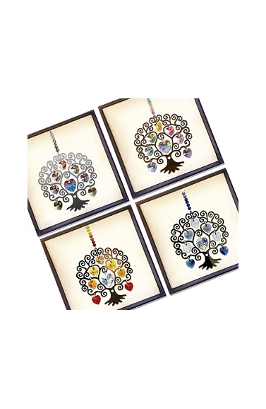 Pure Radiance - Tree of Life Seasons Collection
